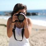 Sacar fotos lindas en la playa